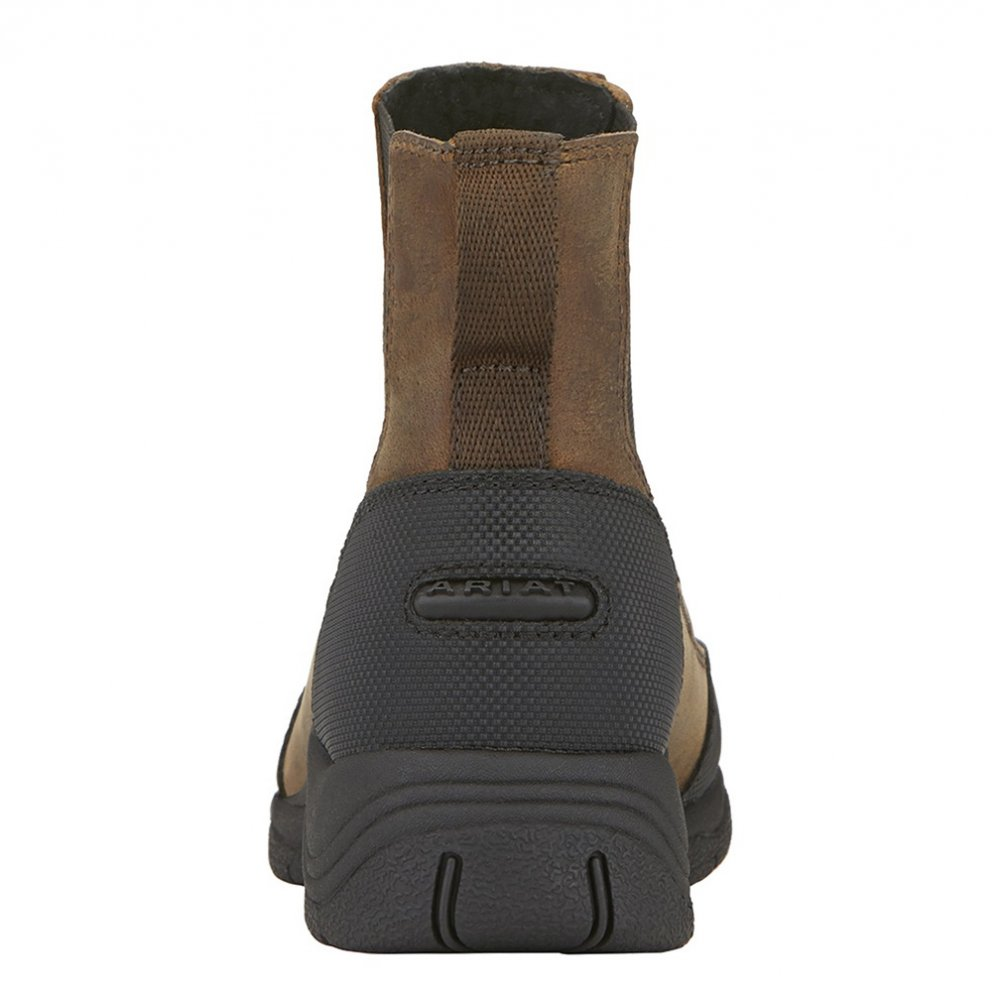 Junior Terrain Jodhpur Boot