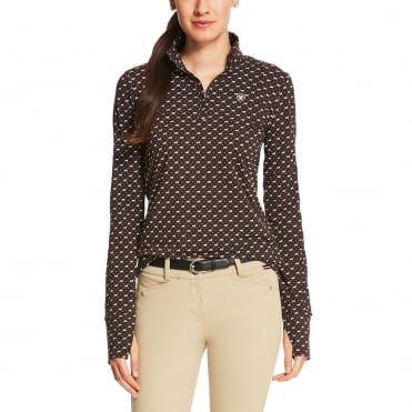 Ariat Lowell Quarter Zip Top