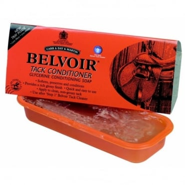 Belvoir Glycerine Tack Conditioning Soap 250ml
