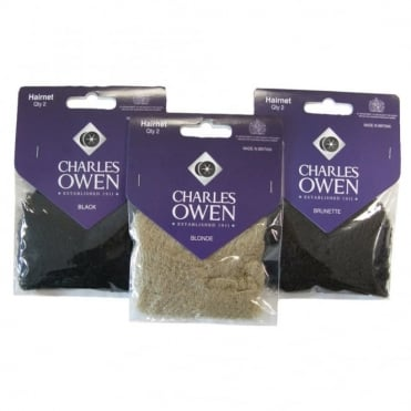 Charles Owen Hair Nets 2 Pack
