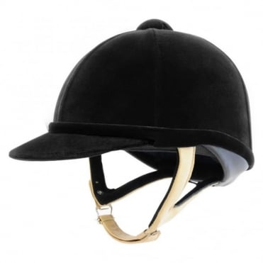 Charles Owen Wellington Classic Riding Hat