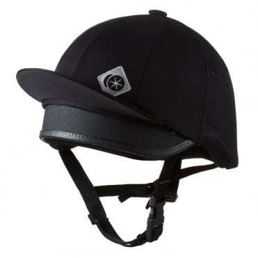 Charles Owen Young Rider Round Fit Jockey Skull