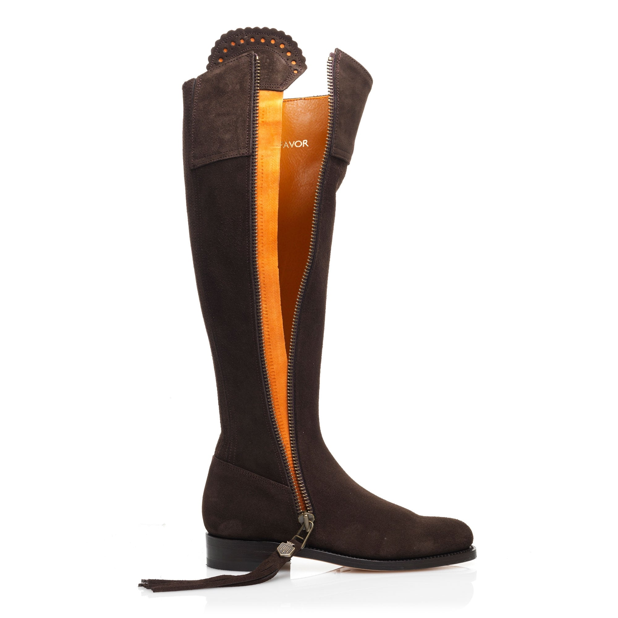 ef56704fa3f Fairfax & Favor Regina Suede Boot   Houghton Country