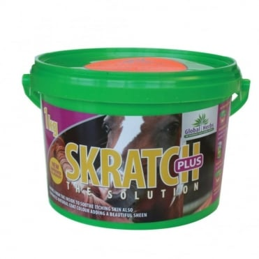 Global Herbs SkratchPlus Powder