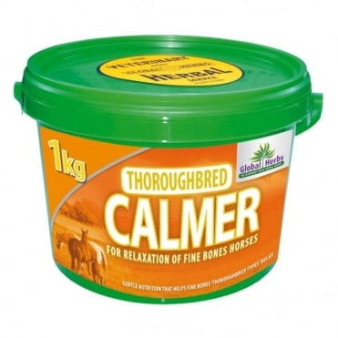 Global Herbs Thoroughbred Calmer 1kg