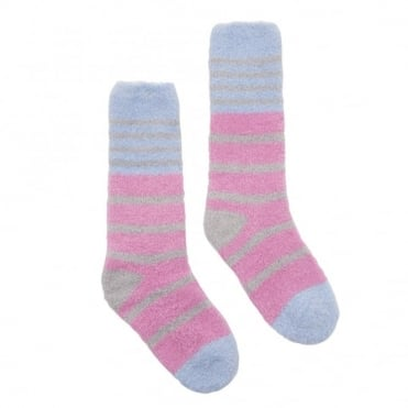 Joules Junior Fluffy Socks