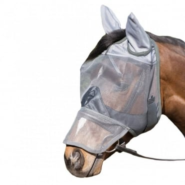 LeMieux Comfort Shield Riding Fly Mask