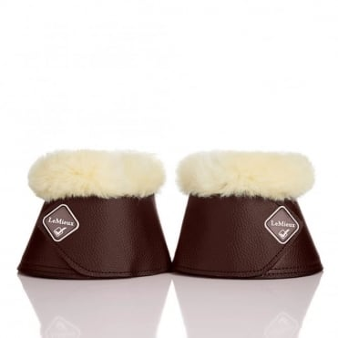 LeMieux Lambskin WrapRound Over Reach Boots