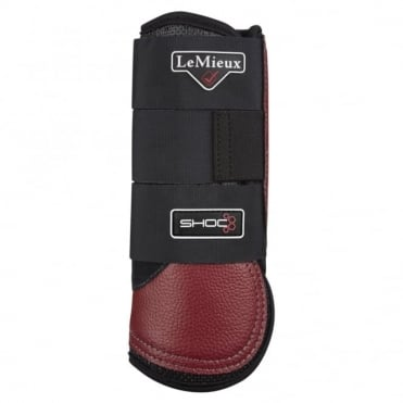 LeMieux ProSport Stealth Air Shoc XC Boot