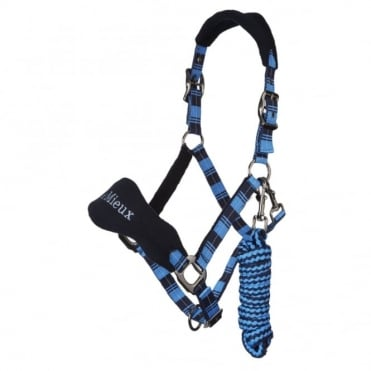 LeMieux Signature Headcollar and Leadrope Set