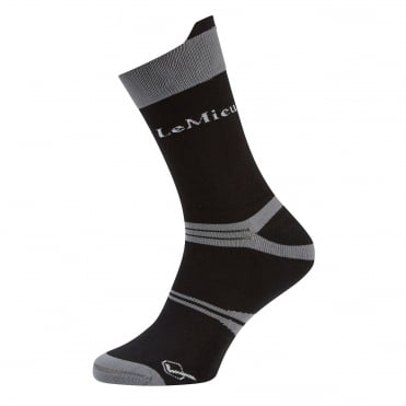 LeMieux Worker Riding Sock
