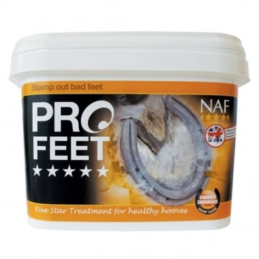 NAF Five Star Pro Feet Powder