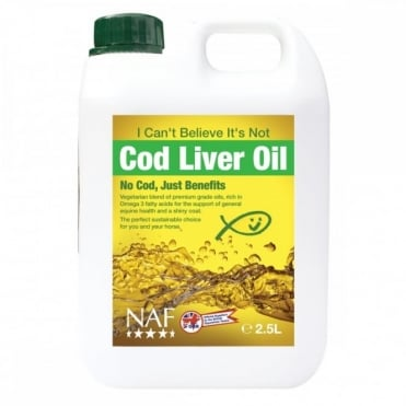 NAF I Can't Believe it's not Cod Liver Oil