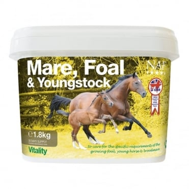 NAF Mare, Foal and Youngstock