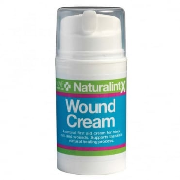 NAF NaturalintX Wound Cream 50ml
