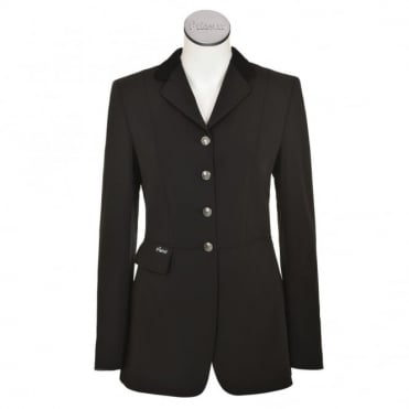 Pikeur Diana Easy Care Show Jacket with Velvet Collar