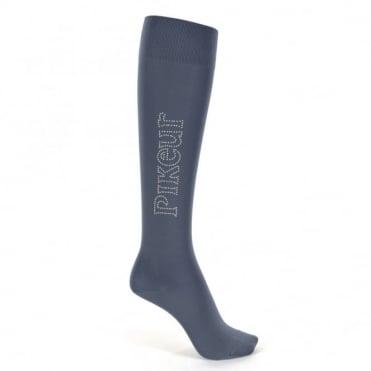 Pikeur Summer Studded Knee Length Show Socks