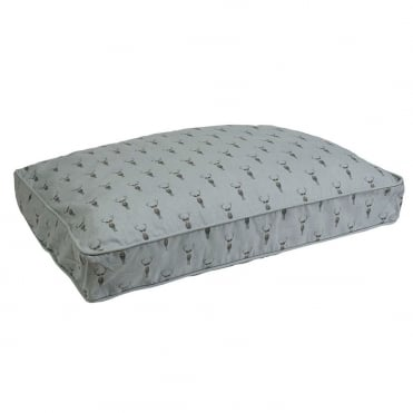 Sophie Allport Highland Stag Pet Bed Mattress