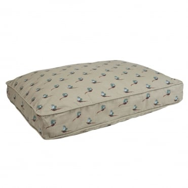 Sophie Allport Pheasant Pet Bed Mattress