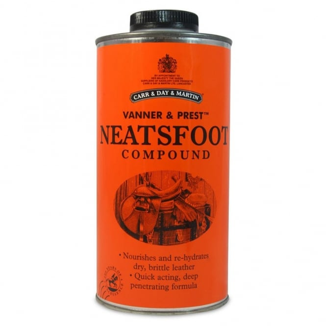 Carr & Day & Martin Vanner and Prest Neatsfoot Oil 500ml