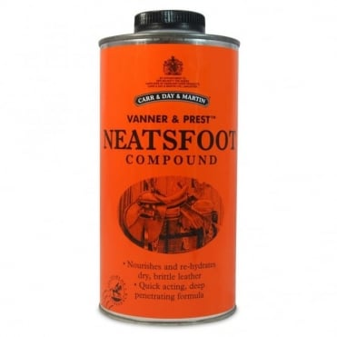 Vanner and Prest Neatsfoot Oil 500ml