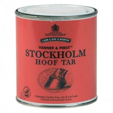 Vanner and Prest Stockholm Hoof Tar 455ml